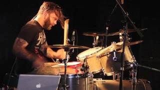 Dance Gavin Dance - Strawberry Swisher Pt. 3 [Matthew Mingus] Drum Video Live [HD]