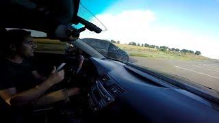 """Камри 3.5   vs   Honda (Type R) !!!   """"Топор"""" в деле !!!"""