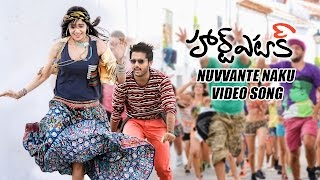 Heart Attack - Nuvvante Naku Chala Istame Video Song | Nithiin, Adah Sharma