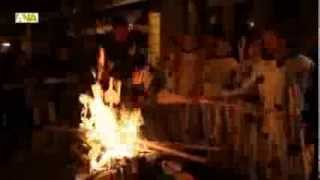 preview picture of video 'Els bars de Sant Julià reparteixen més de 2.000 tapes per Carnaval'