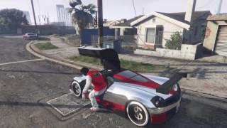 GTA 5 Real Life | Blood vs Crip Part 1
