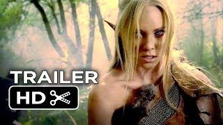 Curse Of The Dragon Slayer Official Trailer (2014) - Danielle Chuchran Fantasy Movie HD