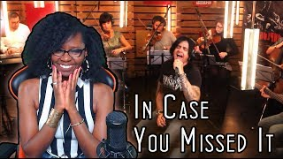 "Channel Zero - Help [Unplugged] (Reaction) ""In Case you Missed It"""