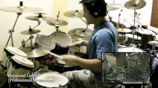 Raymond Goh - Sterr - Ever Done Before (drum cover)
