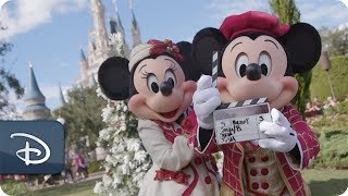 INSIDE Disney Parks - Behind The Scenes At The Disney Parks Magical Christmas Day Parade & More