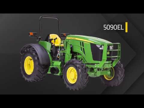 2019 John Deere 5090EL in Terre Haute, Indiana - Video 1