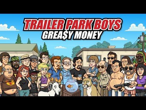Vídeo do Trailer Park Boys Greasy Money