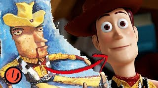 The Evolution of Pixar's Toy Story