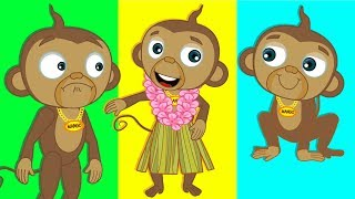 Funny Animal Cartoon Best Compilations for Kids by HooplaKidz | The Adventures of Annie and Ben
