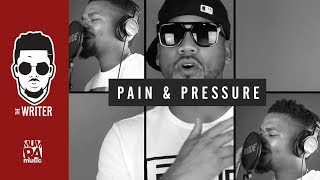Royal X The Writer - PAIN AND PRESSURE (Multitrack Acapella)