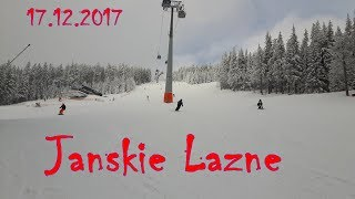 SKIResort JANSKIE LAZNE  Welcome To The Jungl  17122017 FHD