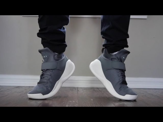 new concept 011fe 8a8b2 Nike Kwazi on Feet and Review  Cool White Cool Grey 03 23 4,565