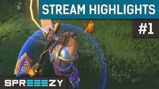 sprEEEzy   Realm Royale Highlights #1   MASTER Warrior