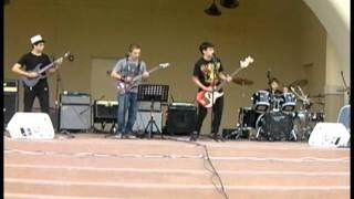 MMW Rock Ensemble - Keep It Krispy - COVER - Shattered by Broken Dreams - 5-14-11