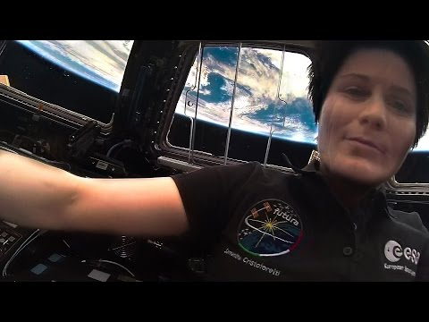 7 otvorů v Mezinárodní vesmírné stanici