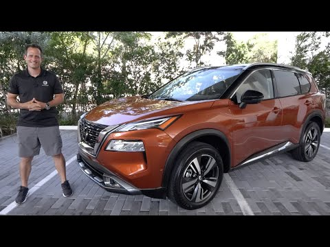 External Review Video KT--TkiI0AU for Nissan Rogue Crossover (3rd-gen, T33)