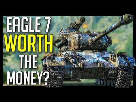 ► T26E3 Eagle 7 Review, Worth it? - World of Tanks T26E3 Eagle 7 Gameplay