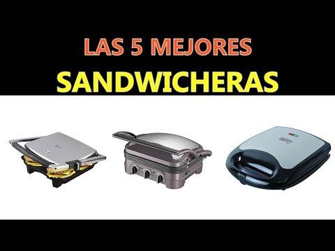 Mejores Sandwicheras 2018