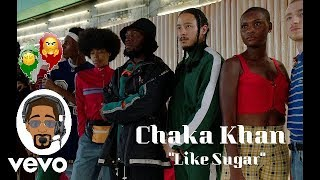 Chaka Khan   Like Sugar (Official Video)   My Reaction