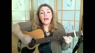 JoniMitchell.com Instructional Video: That Song About The Midway