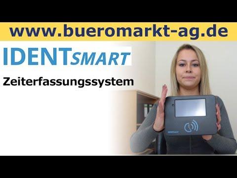 IDENTsmart ID500TR Zeiterfassungssystem