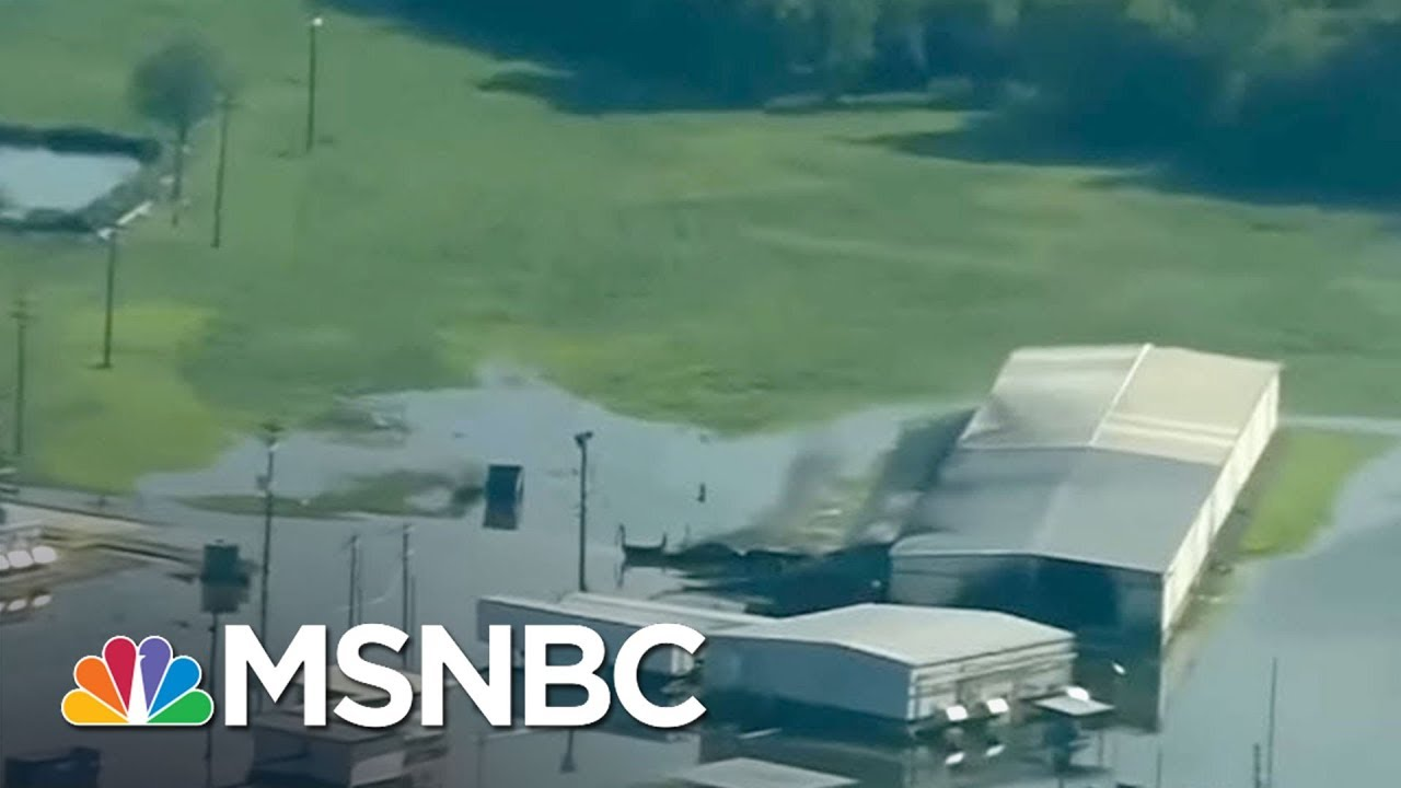 Officials Evasive On Smoke Threat From Damaged Chemical Plant   Rachel Maddow   MSNBC thumbnail