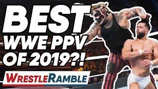 BEST WWE PPV Of The Year?! WWE SummerSlam 2019 Review | WrestleTalk's WrestleRamble