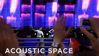 """Above & Beyond """"Holding On"""" @ ASOT600/ULTRA Miami 3/24/13"""