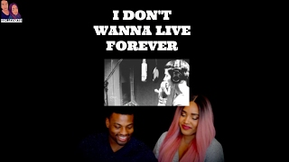 ZAYN - I Don't Wanna Live Forever (Acoustic) REACTION