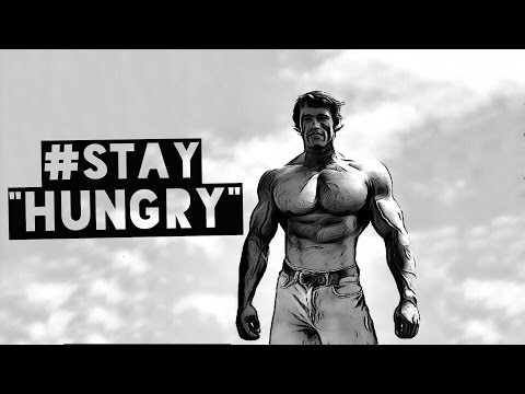 Bodybuilding motivation stay hungry steemkr malvernweather Image collections