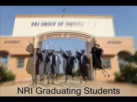 NRI Institute of Technology video cover1