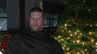 Cranbrook Bucks Head Coach Ryan Donald interviewed
