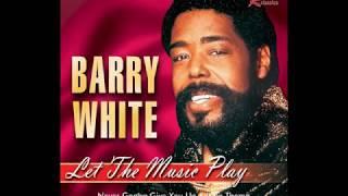 Barry White -  Love Serenade