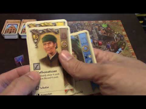 Matt's Boardgame Review Episode 310: Bruges + City on the Zwin