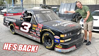 THE DALE TRUCK RETURNS!!! Firing it Back Up and Going For a RIP! **FREEDOM WARNING**