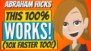 Abraham Hicks - A Quick Technique Thats A MUST For Your Daily Routine! (ZERO Hard Work Ever Again!)