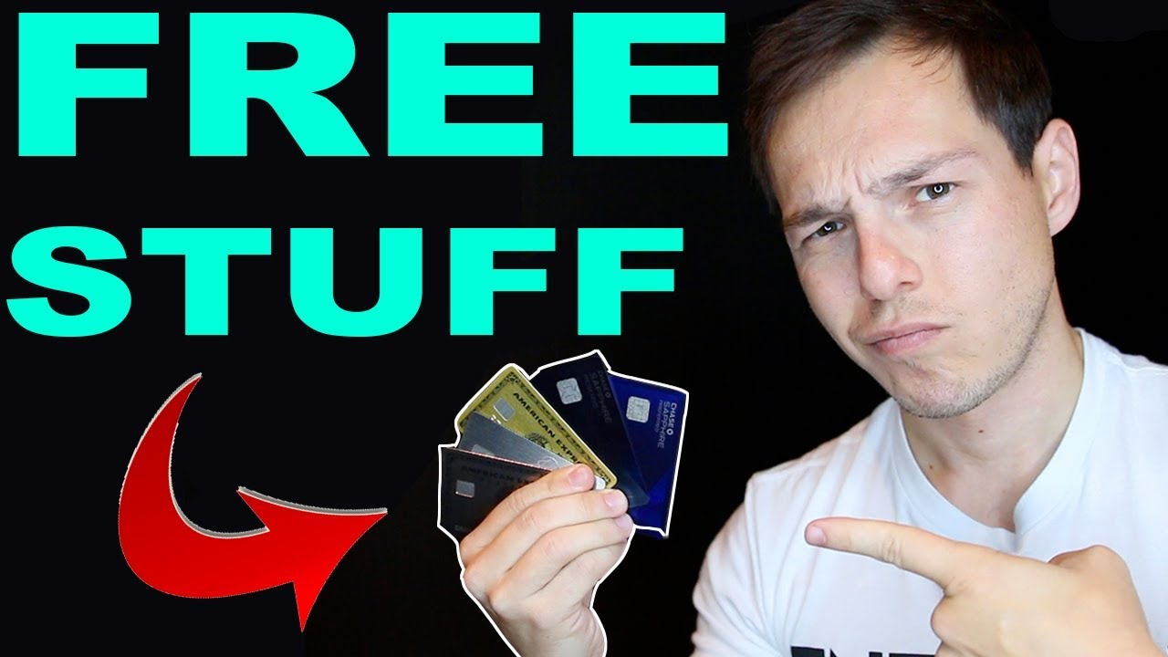 The TOP 5 BEST CREDIT CARDS totally free THINGS thumbnail