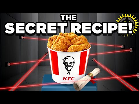 Food Theory: I SOLVEDKFC's Secret Recipe! (KFCChicken)