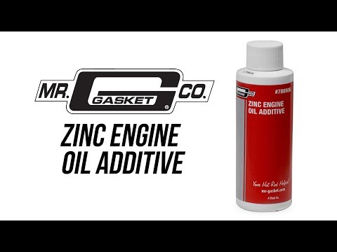 Mr. Gasket Zinc Engine Oil Additive