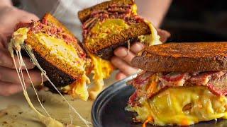 БРУТАЛЬНЫЙ БУТЕР для мужиков! Рубен-сендвич.