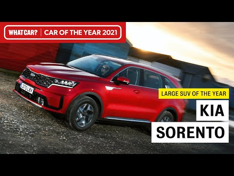 Kia Sorento: why it's our 2021 Large SUV of the Year | What Car? | Sponsored