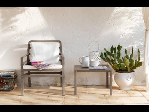 Tavoli e sedie da giardino Nardi - shop online
