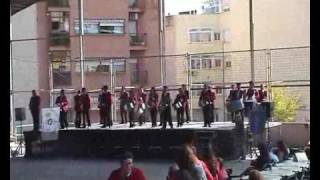 preview picture of video '1er. Certamen de Bandas Sant Vicenç dels Horts'