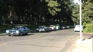 Monte Carlo parade
