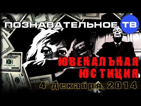 Ювенальная юстиция 4 декабря 2014 (Познавательное ТВ, Ирина Бергсет)