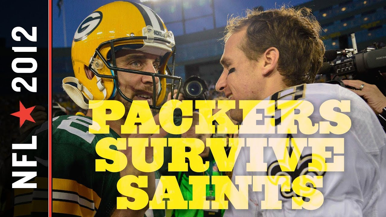New Orleans Saints vs. Green Bay Packers 2012: Packers Survive at Lambeau, Saints Still Winless thumbnail