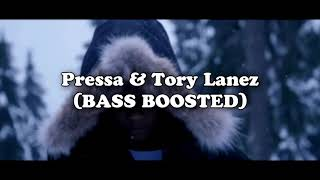 Pressa Ft Tory Lanez   Canadian Goose (BASS BOOSTED)