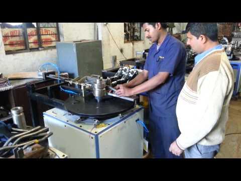 Play Ground Equipment Bending Machine