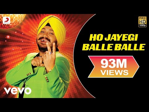 Download Daler Mehndi - Ho Jayegi Balle Balle Video HD Mp4 3GP Video and MP3