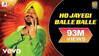 Daler Mehndi - Ho Jayegi Balle Balle Video - YouTube